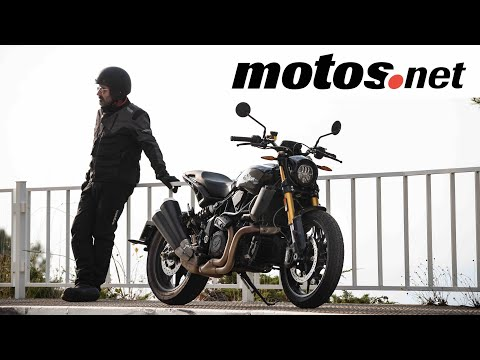 Indian FTR 1200 S / Prueba / Test / Preview en español