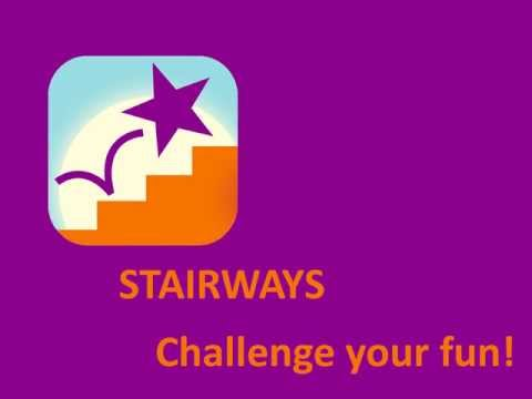 Stairways; the short and not so stylish presentation