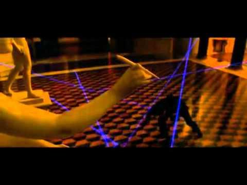 The a La Menthe-Laser Dance Ocean twelve