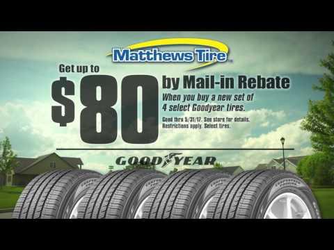 Matthews Tire May Offer