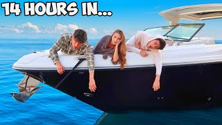 STRANDED AT SEA FOR 24 HOURS!!