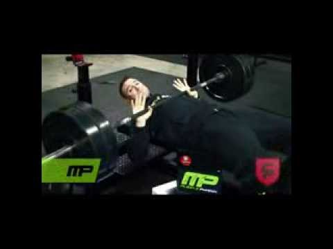 MusclePharm/Campus Protein PS4 Challenge
