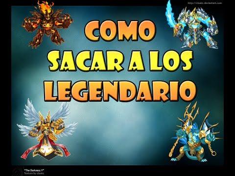 Dragon City: Como Sacar A Todos Los Dragones Legendarios 2014