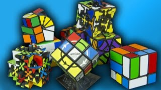 Top 10 Hardest Cubes to Solve