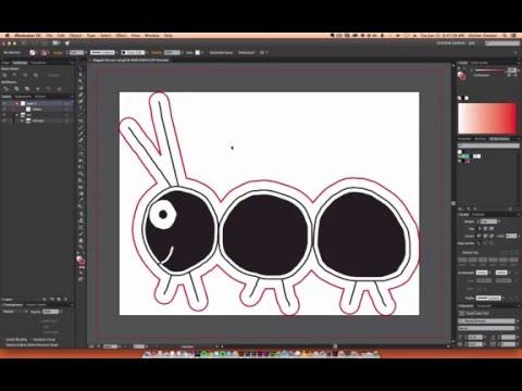 Add Custom Shape To Sticker Graphic