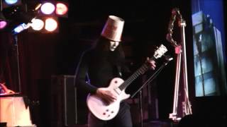 Jordan - Buckethead - B.B. King Blues Club - NYC - 3/26/2012