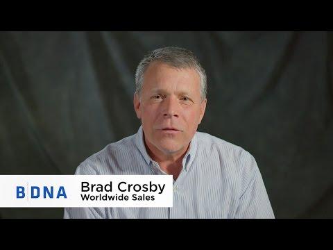 Brad Crosby - Working @ BDNA