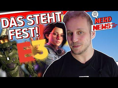 Fehlerhaftes Switch Update / Die E3 2021 startet! - Was wir wissen! - NerdNews