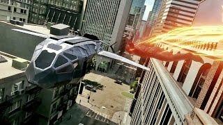 Flash Vs Abra Kadabra Chase - The Flash S03E18