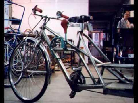 Evolution of the Modern Cycle Rickshaw