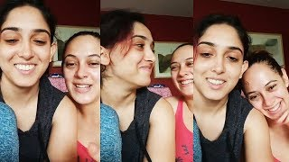 Aamir Khan Daughter Ira's FUNNY Live Chat Along With Yuvra..