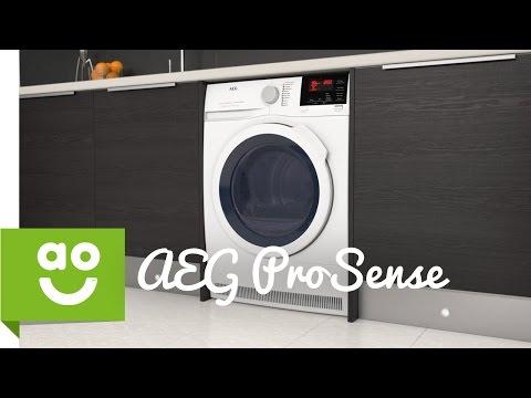 AEG ProSense Technology   Washing Machines   ao.com