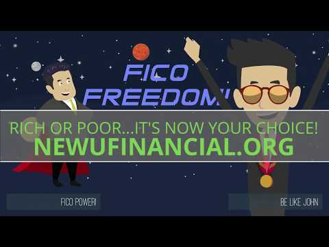 New U Financial: Pay It Forward Credit Repair, Financial Training, & Wealth Creation Services