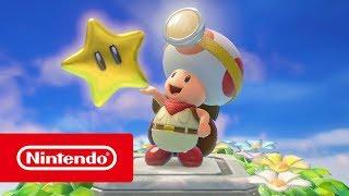Captain Toad: Treasure Tracker - Tráiler general (Nintendo Switch & Nintendo 3DS)