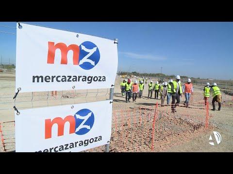 La ampliación de Mercazaragoza estará finalizada en diciembre