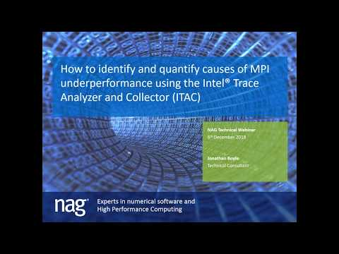 How to identify and quantify causes of MPI underperformance using the ITAC