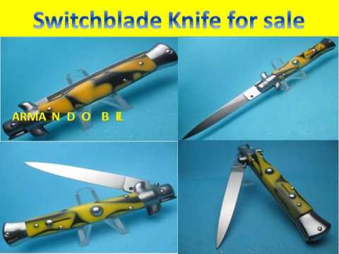 For buying switchblade automatic folding knives online at myswitchblade.com