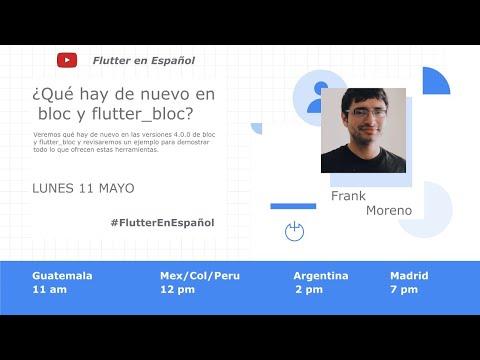¿Qué hay de nuevo en bloc y flutter_bloc?