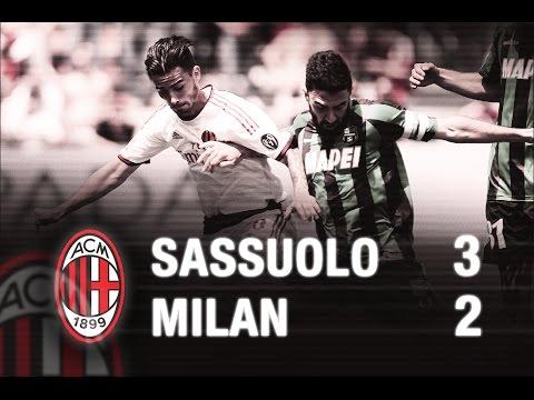 Sassuolo-Milan 3-2 Highlights | AC Milan Official