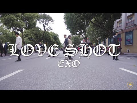 """[KPOP IN PUBLIC CHALLENGE] EXO 엑소 - """"Love Shot"""" (러브샷) Dance Cover By W-Unit from Vietnam"""