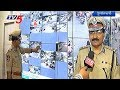 CP Mahender Reddy face-to-face over security for Ganesh Festival