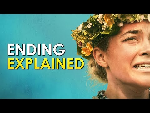 Midsommar: Ending Explained Breakdown + Full Spoiler Talk Review & Analysis On The Ari Aster Horror
