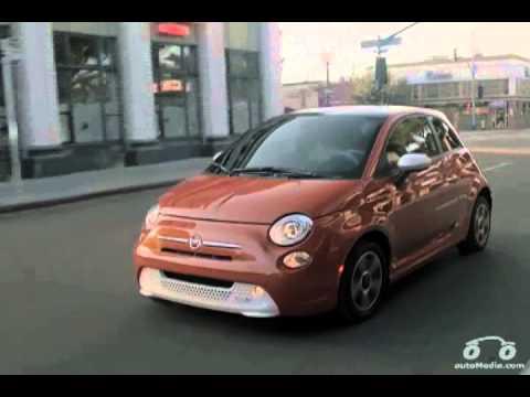 FIAT Interview - 2012 Los Angeles Auto Show