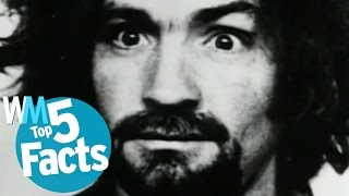 Top 5 Disturbing Charles Manson Facts