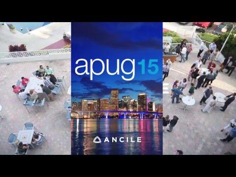 APUG 2015 Highlights