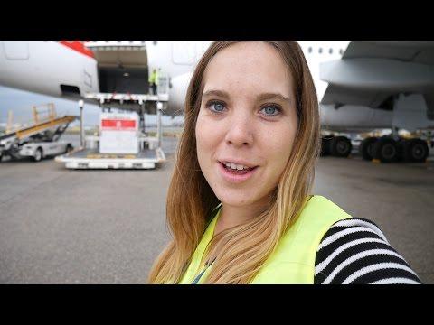 Sanne@Schiphol #9: Mee met odd-sized luggage