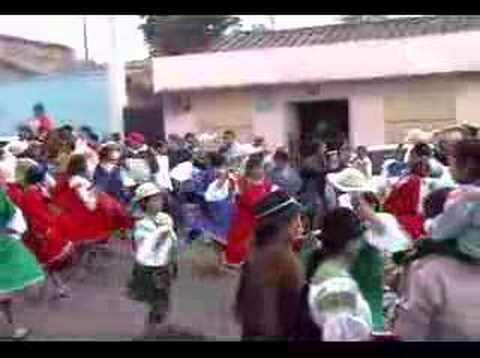Fiestas de Cayambe -San Pedro 2007