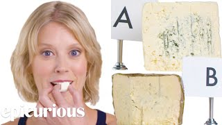 Cheese Expert Guesses Cheap vs Expensive Cheeses | Price Points | Epicurious