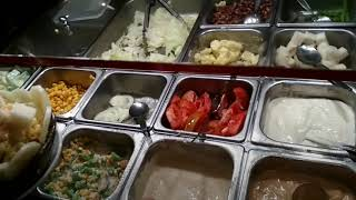 Cara Hemat Makan Salad Pizza Hut 50%