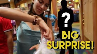 A Big Surprise For My Family! | Orlando, Florida (Spanish Subtitles)