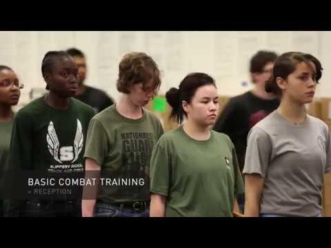The National Guard Split Training Program