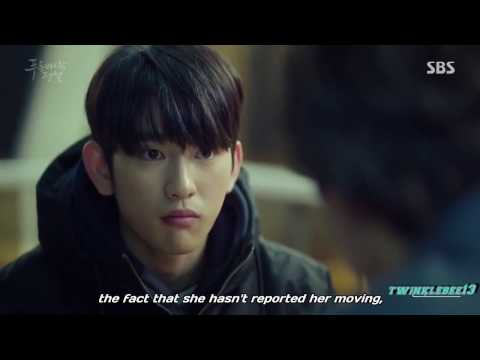 JinYoung (Junior) GOT7 cameo The Legend Of The Blue Sea ep  7