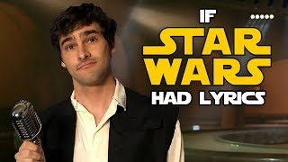 If the Star Wars Cantina Song Had Lyrics (Parody)