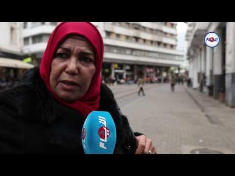 مقارنة صادمة بين شارع محمد الخامس بتونس والدارالبيضاء