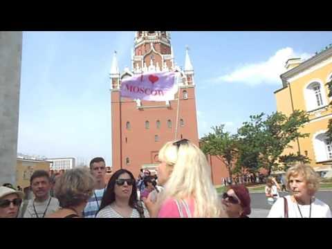 Retazos de una visita a la Ciudadela del Kremlin (Moscú)