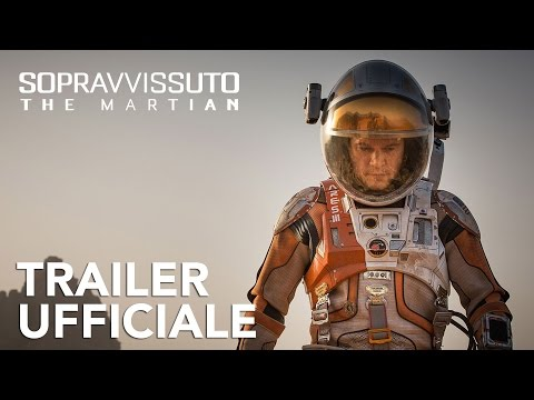 The martian | Trailer Ufficiale [HD]