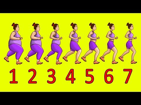 Lose Weight in 1 Week - Workout To Lose Weight