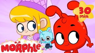 Mila The Princess | Valentines Day Special | My Magic Pet Morphle | Cartoons For Kids | Morphle TV