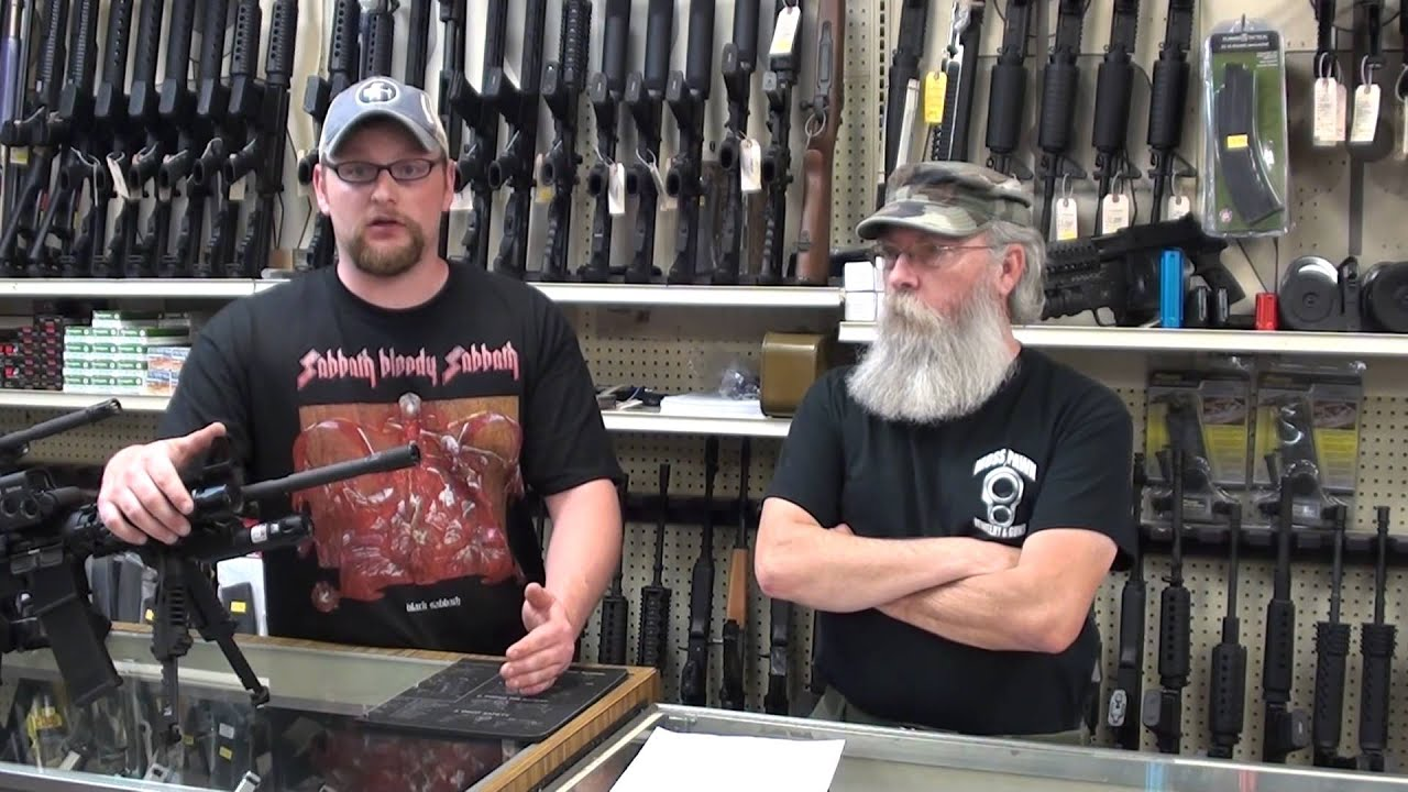 Gun Gripes Episode 70: Convicted Felons and Guns - YouTube
