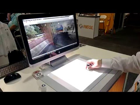 Navigate in a pointcloud with edddison on sprout by HP