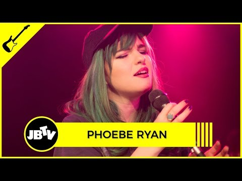 Phoebe Ryan - Mine | Live @ JBTV