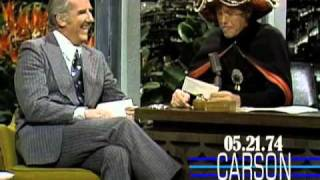 Carnac the Magnificent: Three Dog Night & Mount Baldy on Johnny Carson's Tonight Show