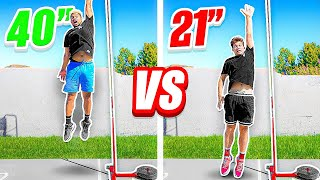 Who Can Jump The Highest? 2HYPE Olympics Challenges