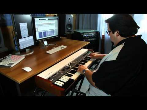Official Studiologic DEMO  - NumaOrgan Pt. 2