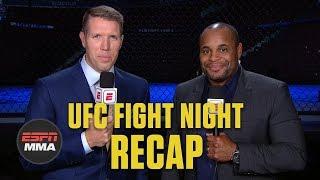 Justin Gaethje KOs Donald Cerrone, is Conor McGregor next?   UFC Fight Night Recap   ESPN MMA