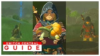 Finding, Hunting & Cooking Food ULTIMATE Guide | The Legend of Zelda: Breath of the Wild (BOTW Tips)